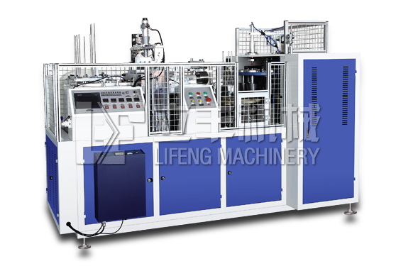 ZWJ-750 AUTOMATIC  MEDIUM SPEED PAPER BOX FORMING MACHINE
