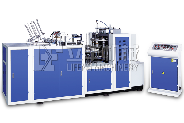 ZB-NB AUTOMATIC  CUP  WITH HANDLE FORMING MACHINE